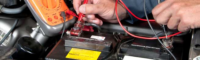 Dying Car Battery